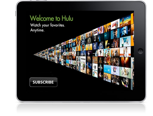 Hulu Coming To iPad With A Subscription?