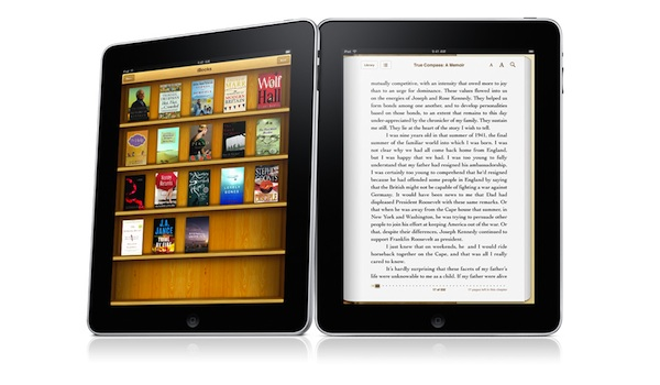 FairPlay DRM May Be Invading The iPad iBookstore