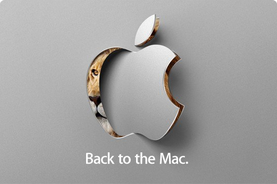 Back To Mac Apple Event Update