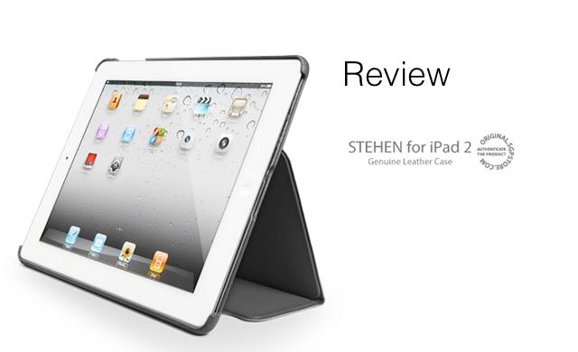iPad 2 SGP Stehen Series Case Review