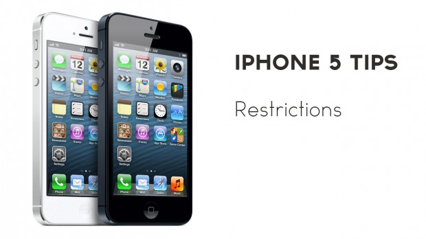 iPhone-5-Tips---Restrictions