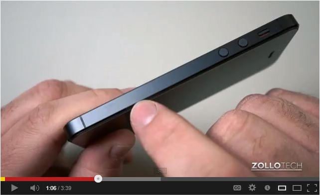 iphone 5 durability
