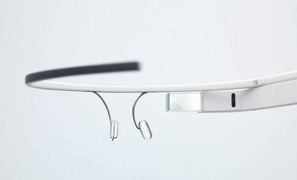 Picking up Google Glass