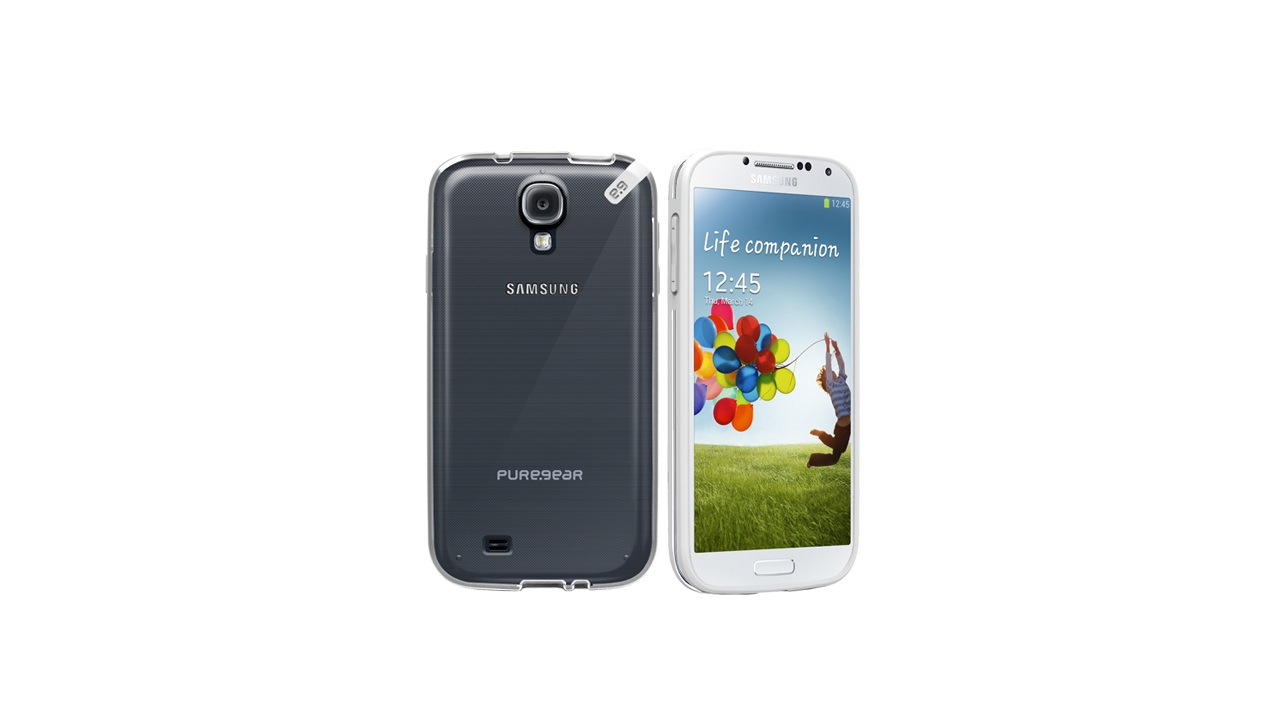 Pure Gear – Galaxy S4 Case Lineup Overview