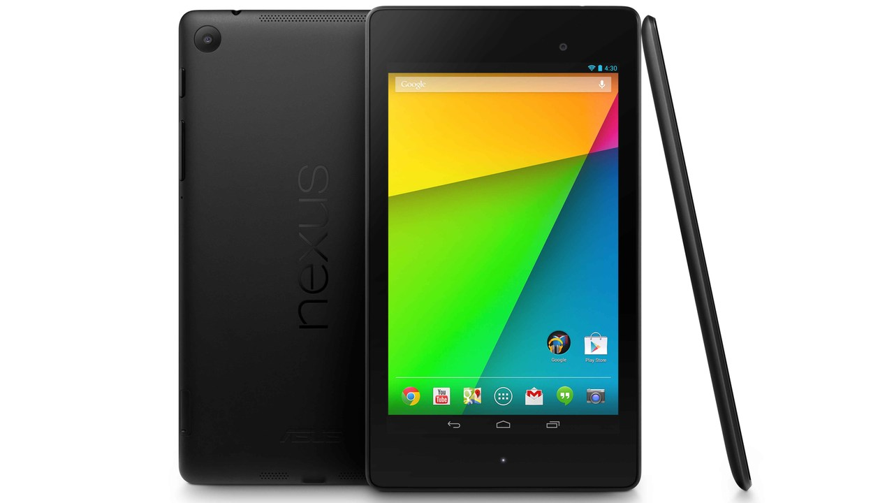 New Nexus 7 Unboxing