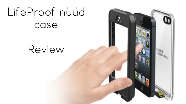 lifeproof nuud case review
