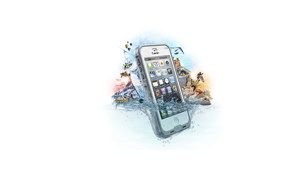 LifeProof Nuud Case for iphone 5 Review