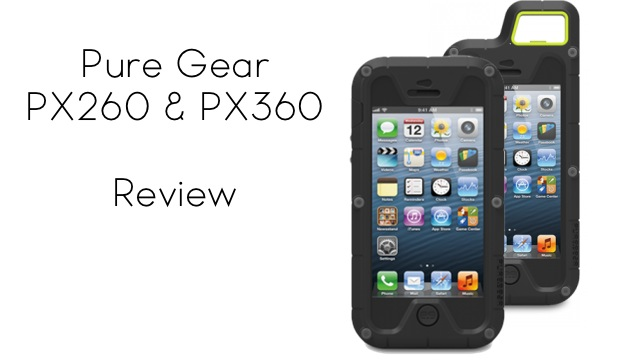 pure gear px260-px360-review