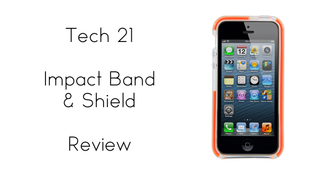 tech21 impact band and shield review