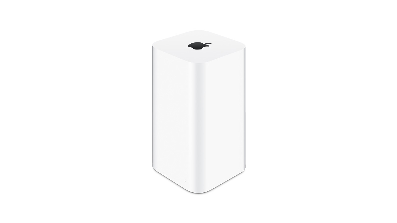 Apple Airport Time Capsule First Setup