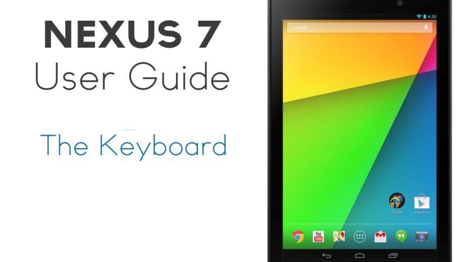 Nexus-7-user-guide-the-keyboard