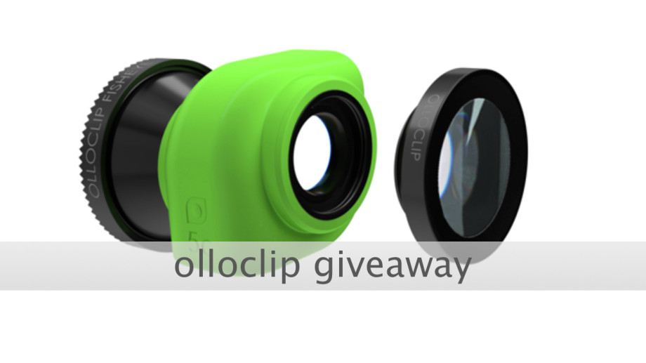 olloclip giveaway
