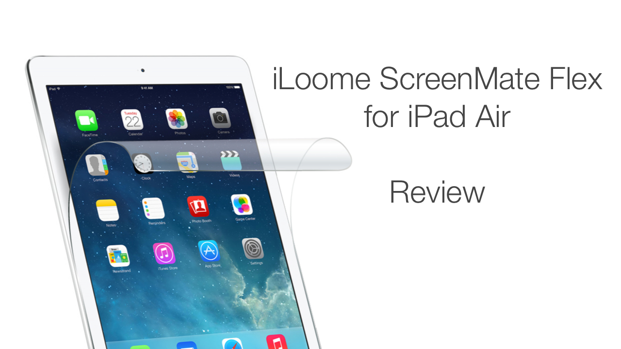iloome screenmate flex ipad air