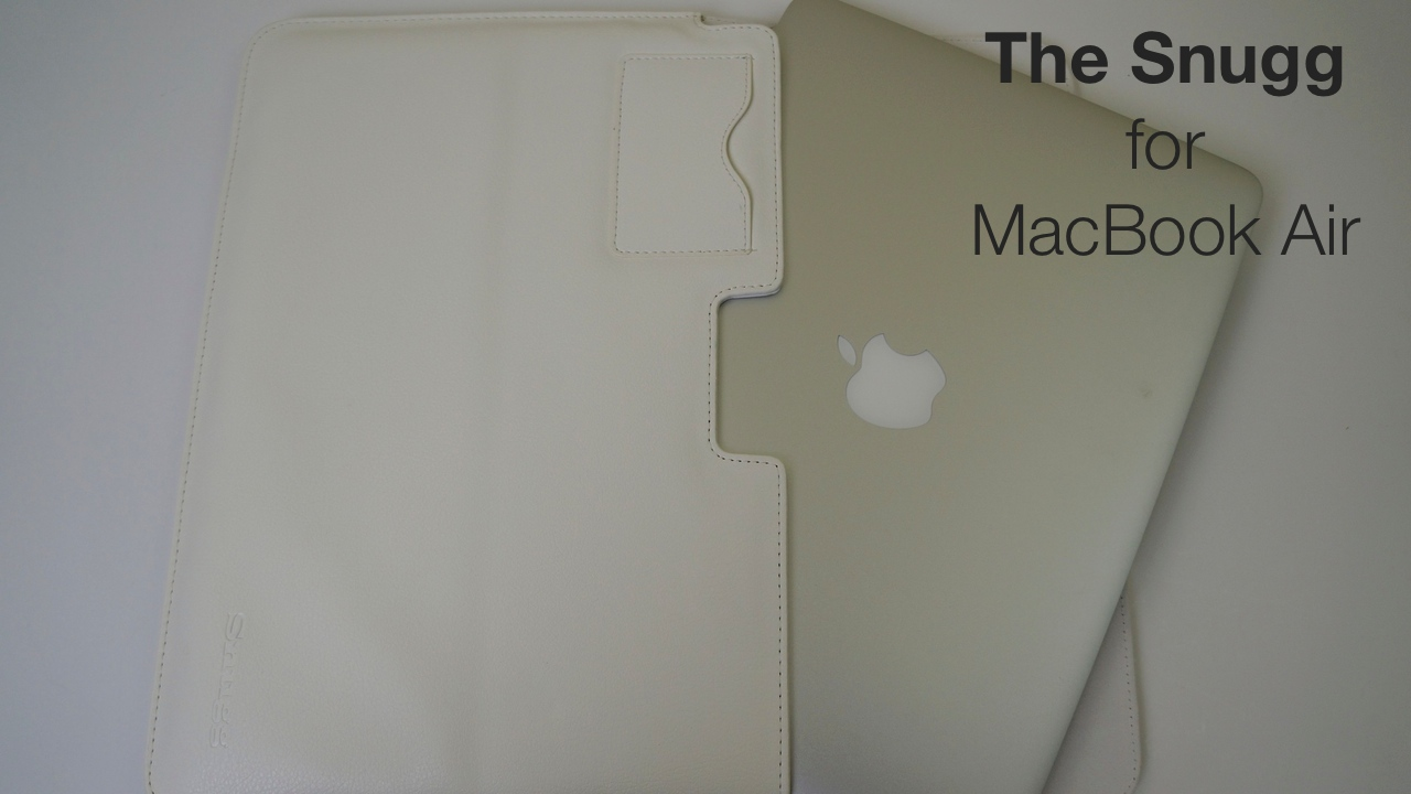 The Snugg for MacBook Air
