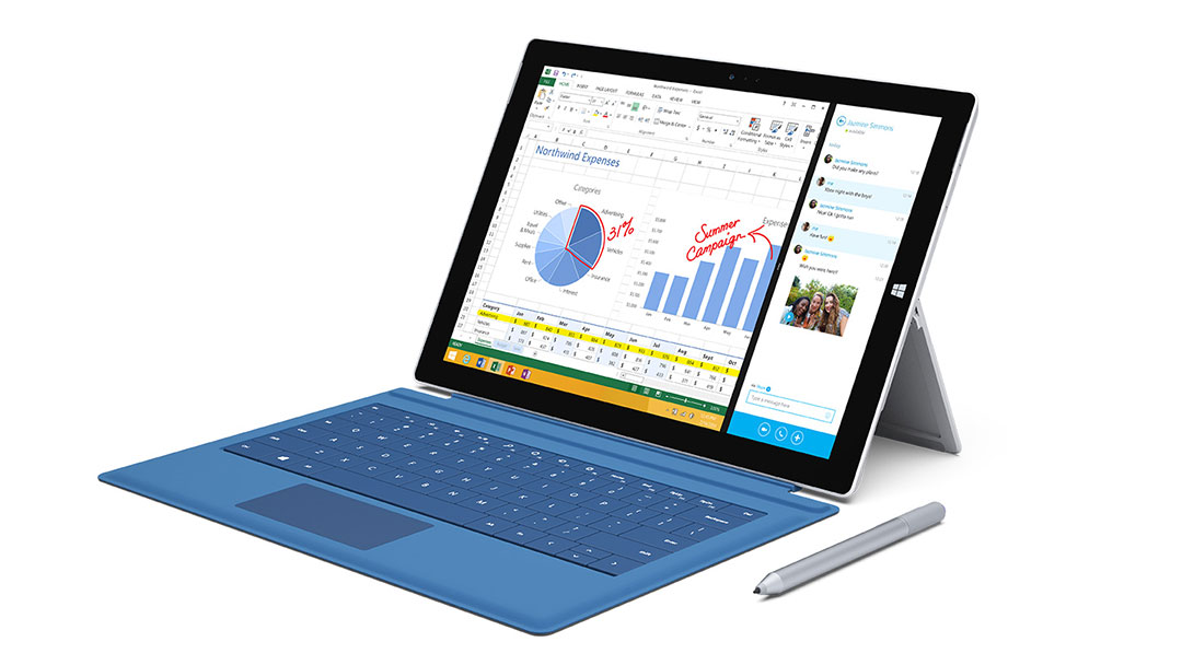 Surface Pro 3 Announced