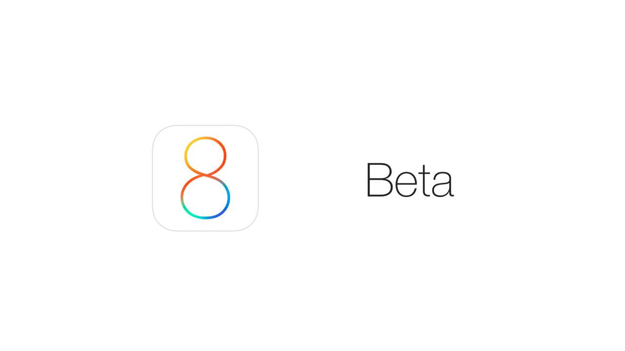 Using an iOS Beta