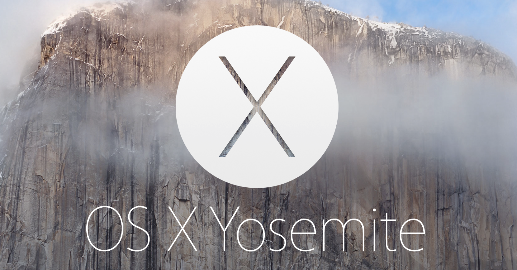 OS X Yosemite Features