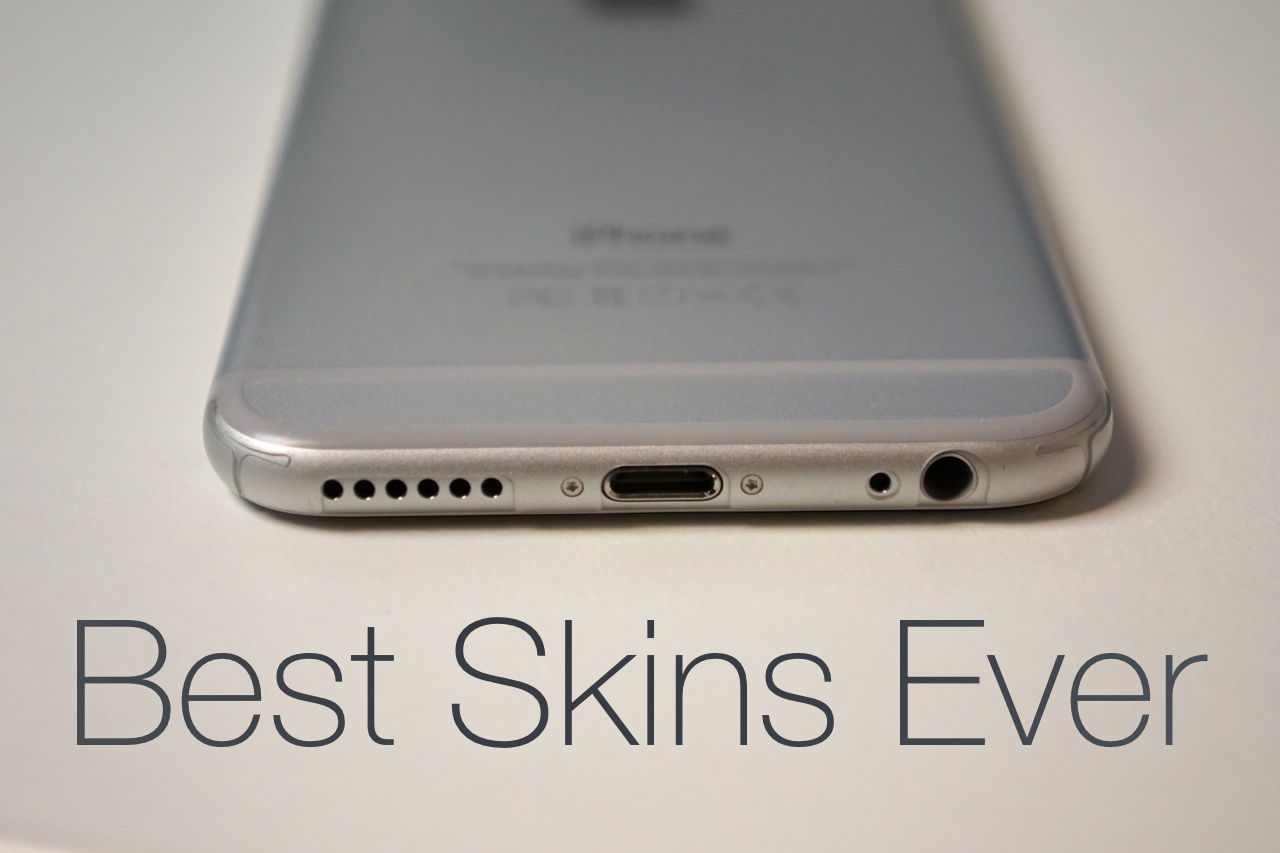 Best Skins Ever for iPhone 6 – Review