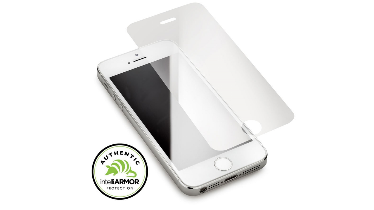 IntelliARMOR Glass screen Protector Review for iPhone 5s