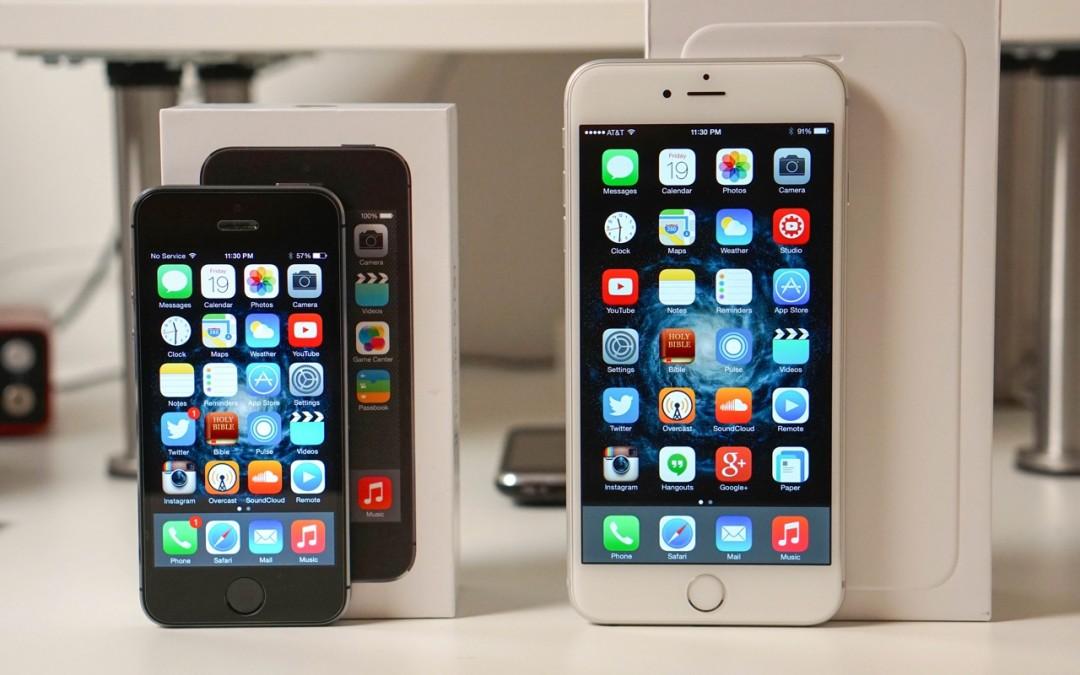 iPhone 6 Plus vs iPhone 5S – Speed Comparison