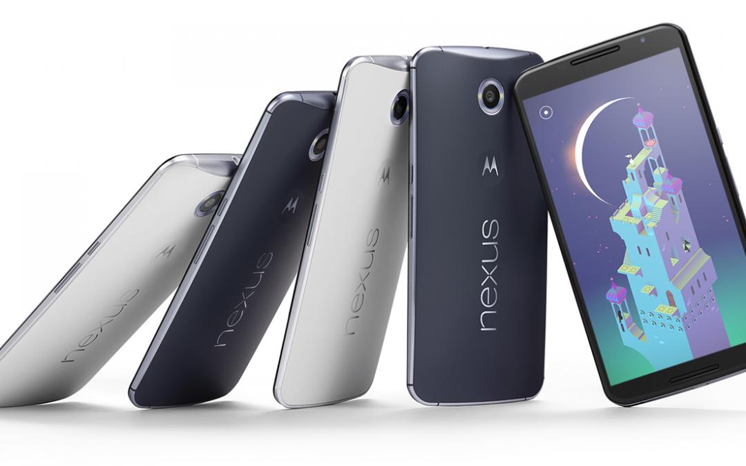 Google Announces Nexus 6 Phone and Nexus 9 Tablet