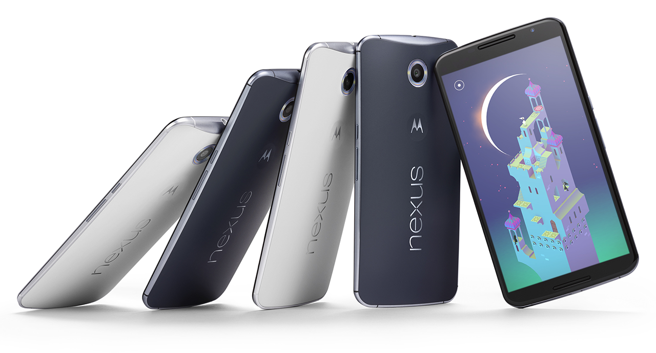 Google Announces Nexus 6 Phone and Nexus 9 Tablet