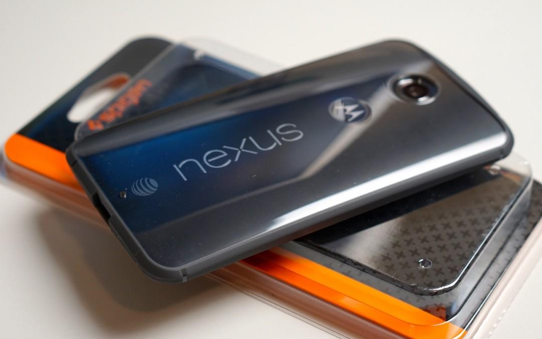Spigen Nexus 6 Ultra Hybrid Case