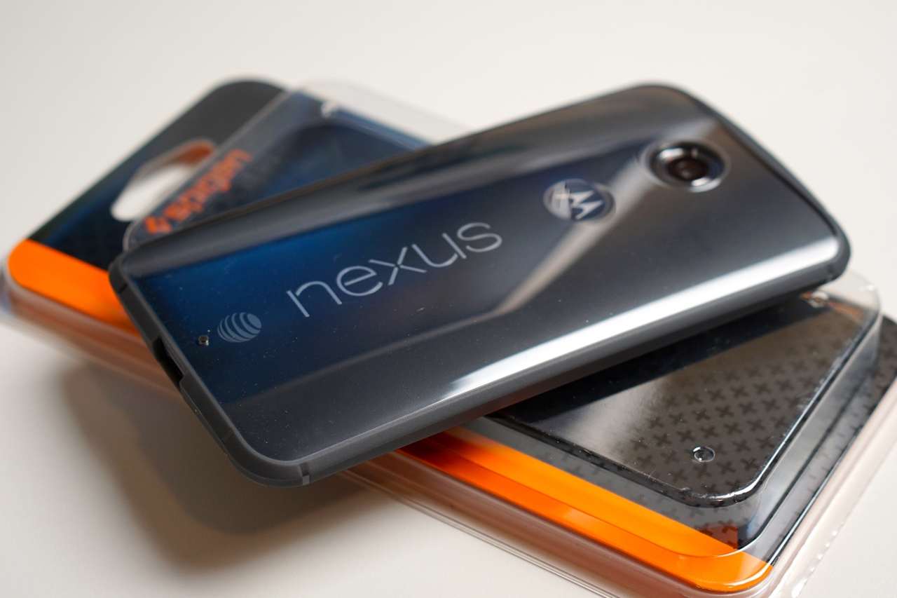 Spigen Nexus 6 Ultra Hybrid Case