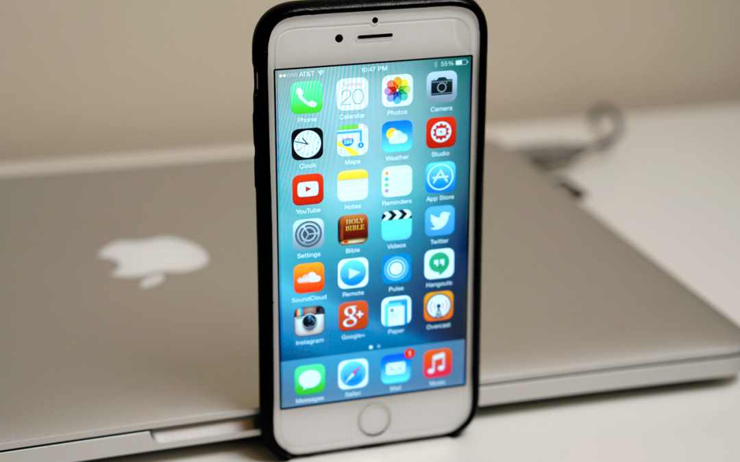 What's on my iPhone Early 2015