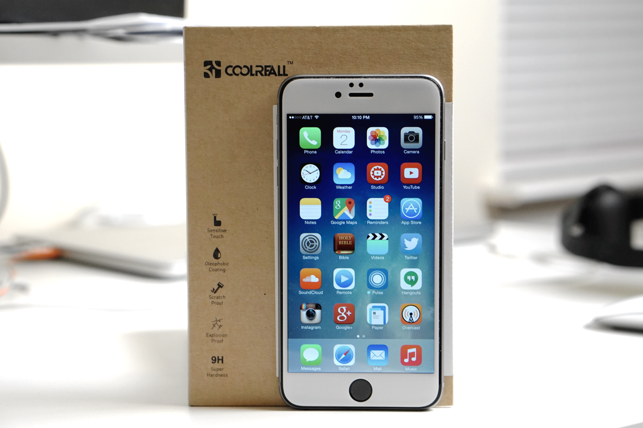 COOLREALL for iPhone 6 and 6 Plus – Review