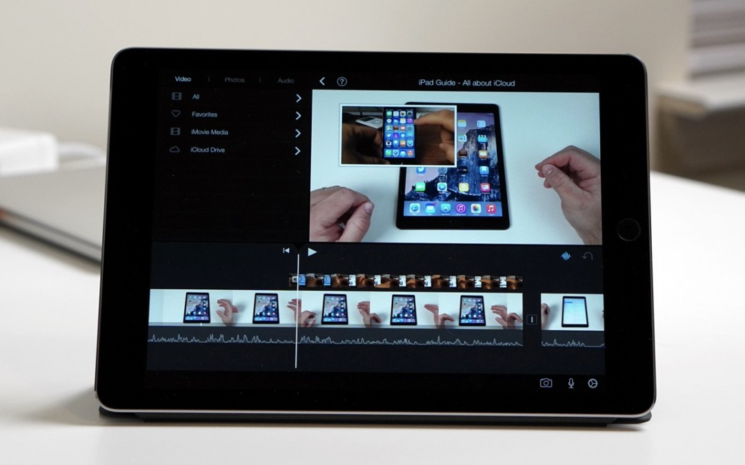 iMovie for iPad and iPhone – How to Create Picture in Picture