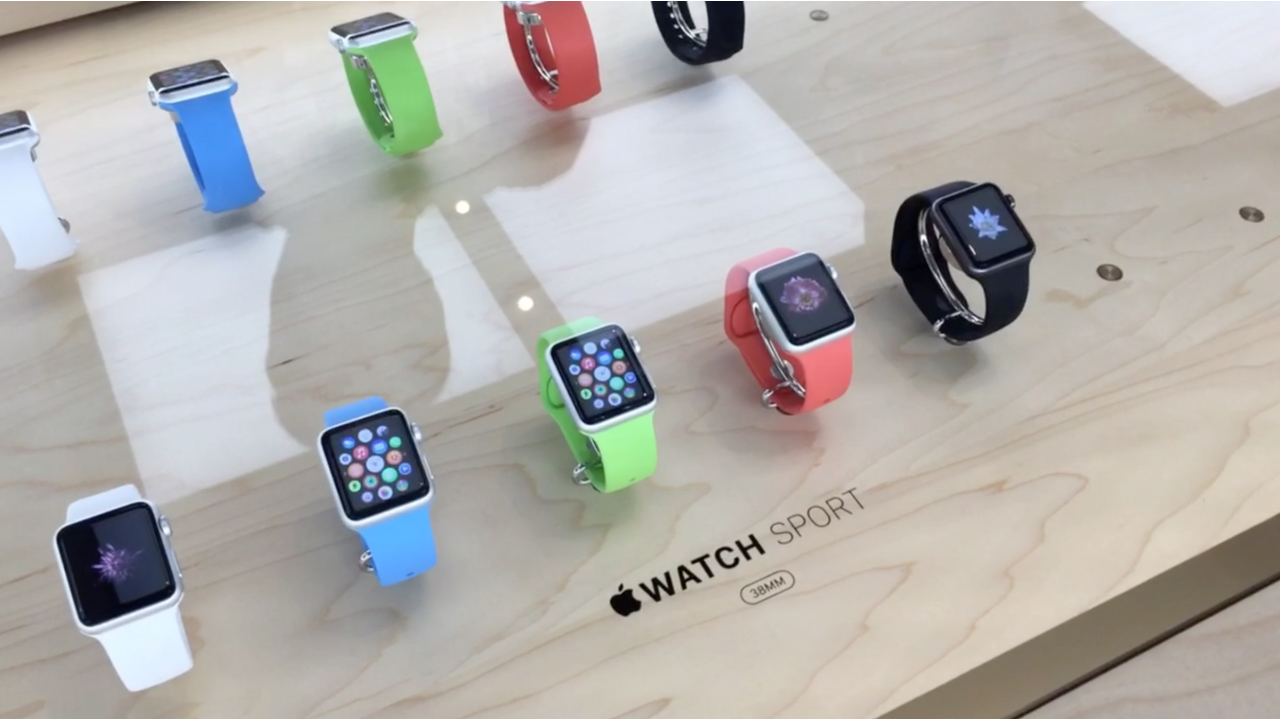 Apple Watch Experience – Hands On!
