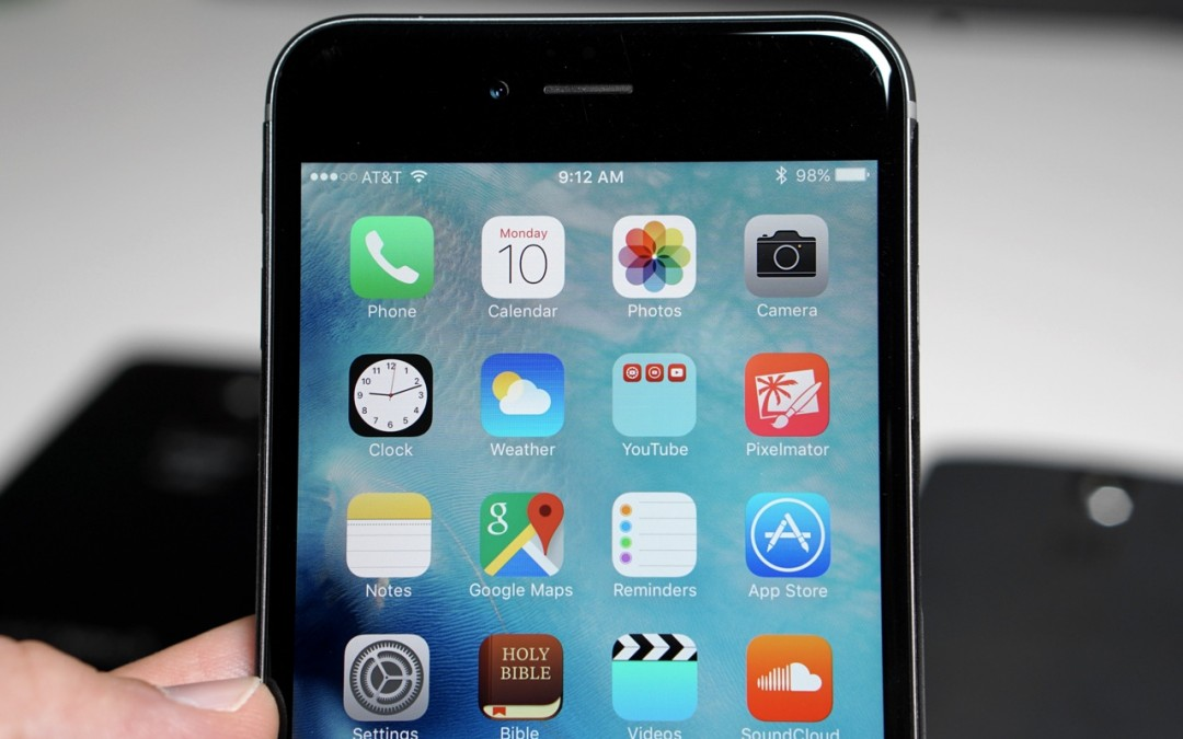 10 Things iPhone Has That Android Doesn't