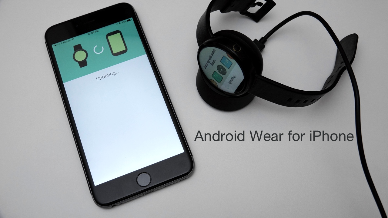 Android Wear for iPhone Overview