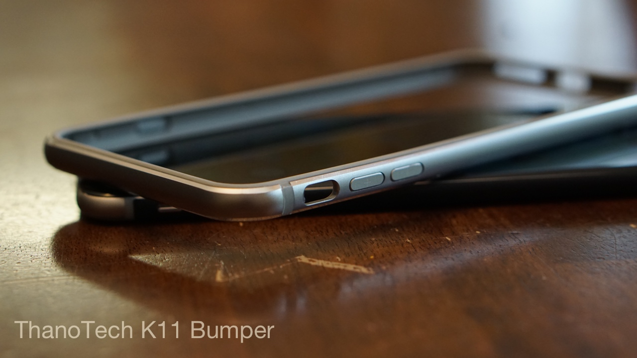 ThanoTech K11 Bumper for iPhone 6 Plus