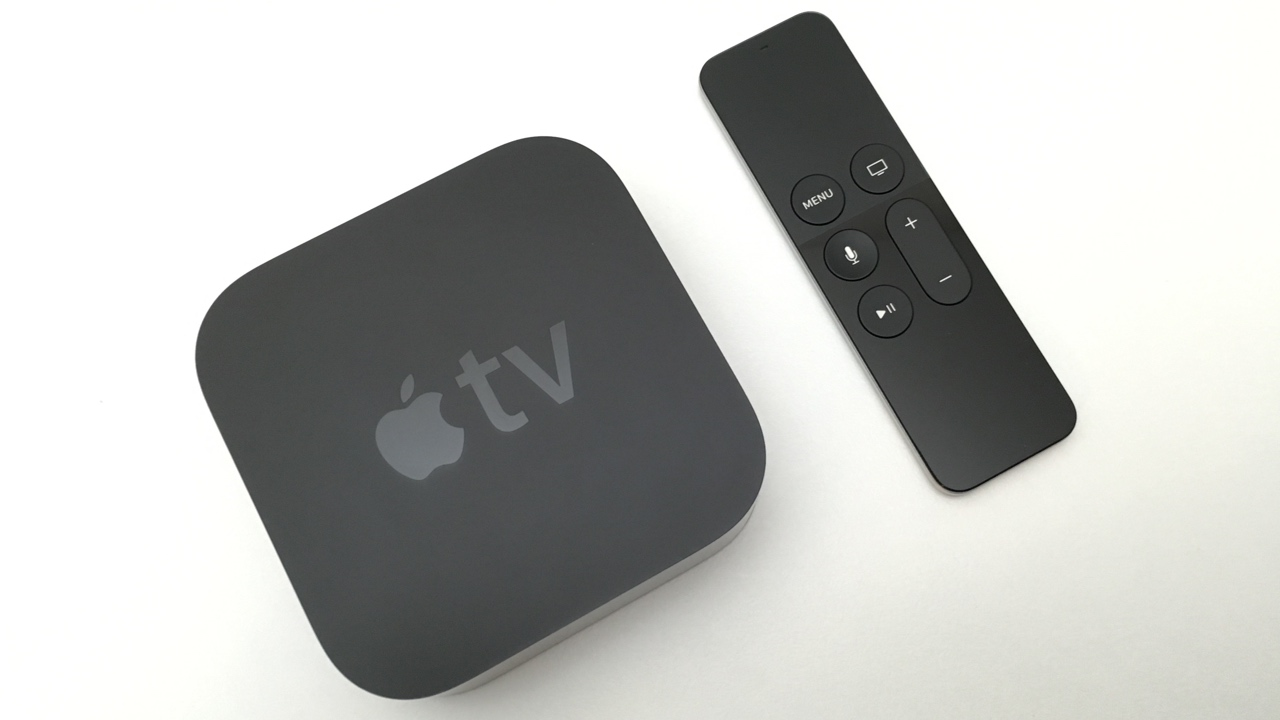 Apple TV (2015 – Unboxing