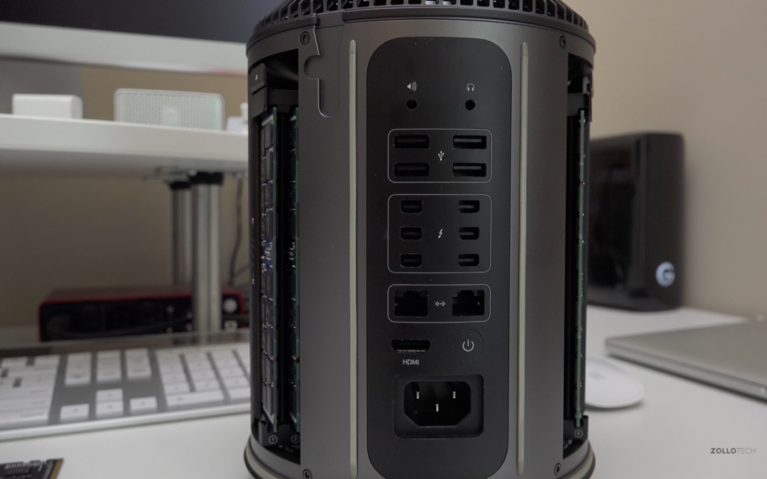 How To Upgrade RAM in a Mac Pro