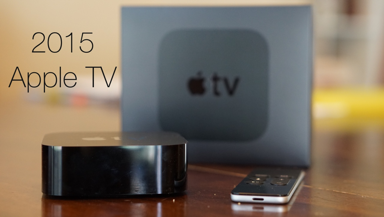 Apple TV (2015) – Review