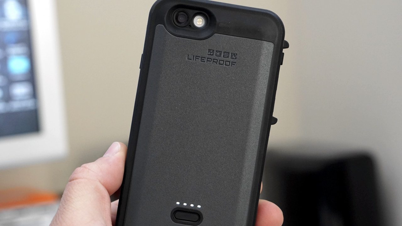 Lifeproof Battery Case for iPhone 6s – Review