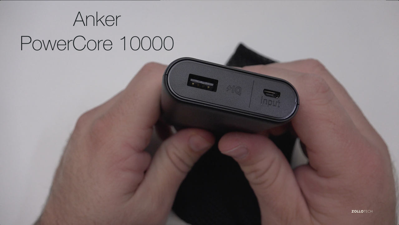 Anker PowerCore 10000 Review | Zollotech