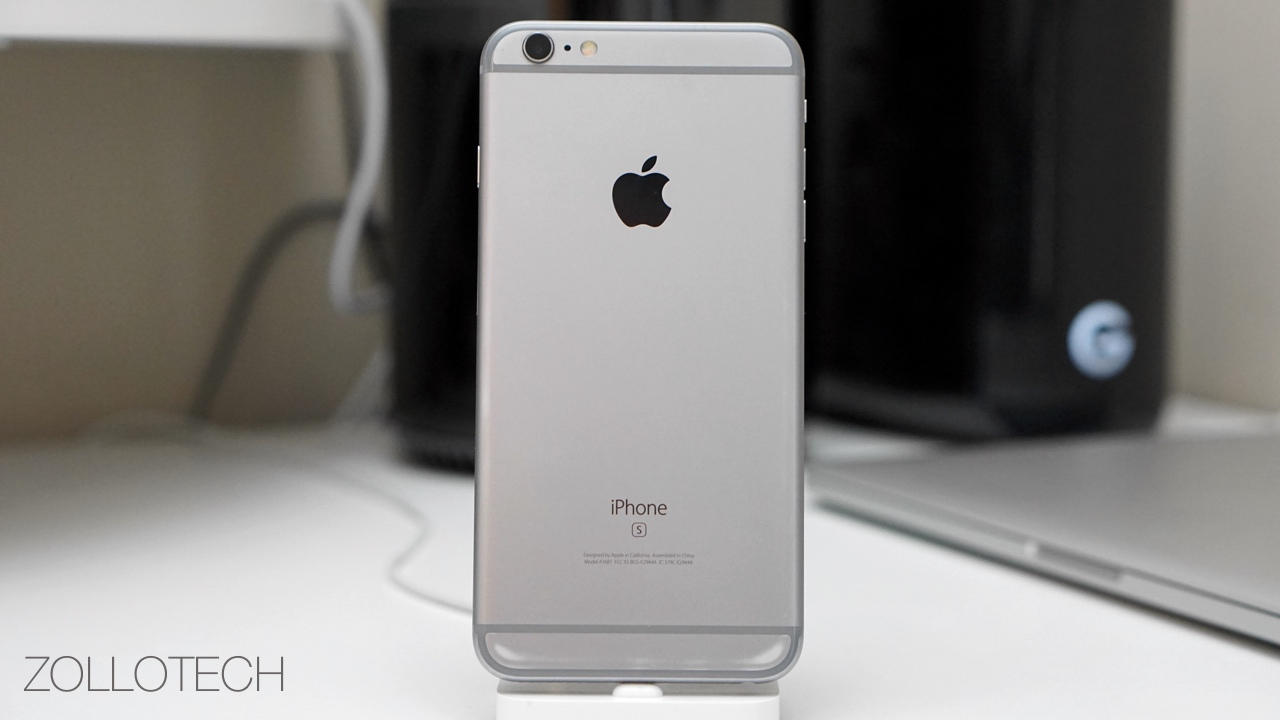 iPhone 6s Plus – 6 Months Later