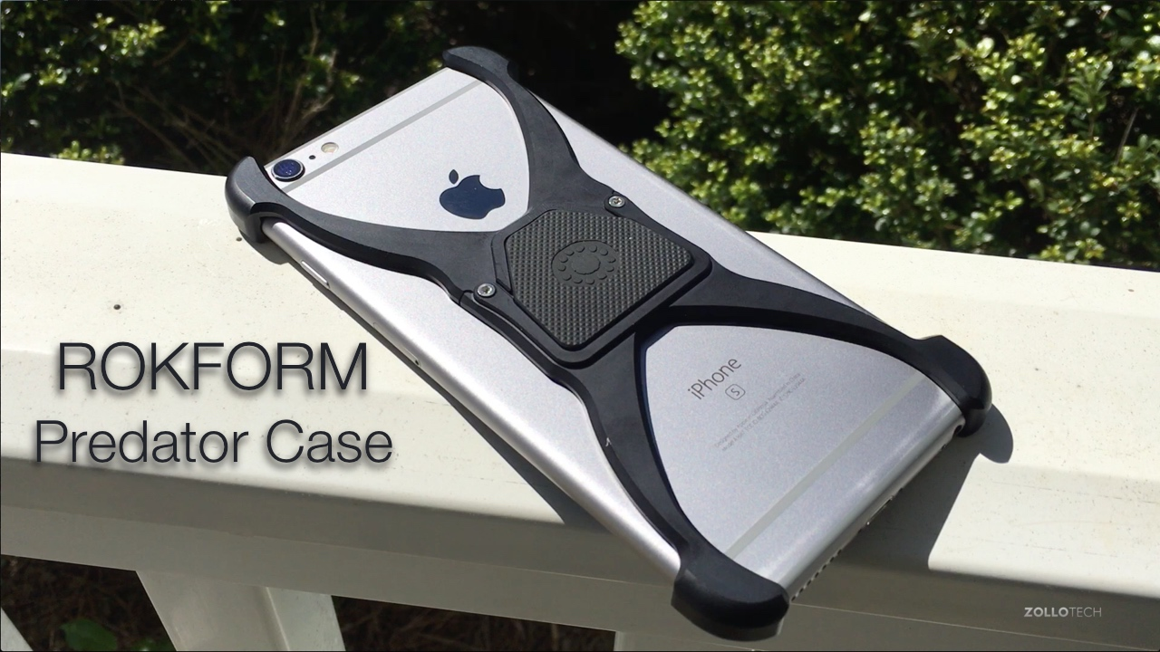 ROKFORM Predator iPhone 6s Plus Case Review