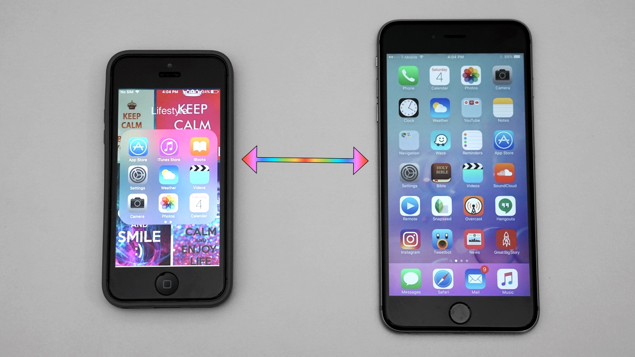 How To Share iPhone Apps, Music, Movies and More