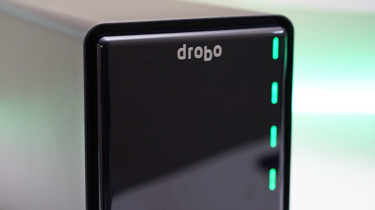 Drobo 5N Review