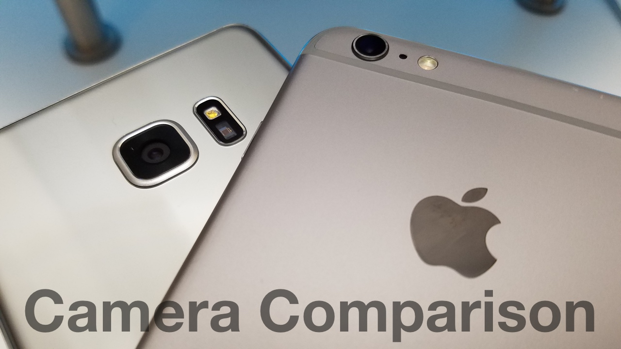 iPhone 6s Plus vs Galaxy Note 7 – Camera Comparison