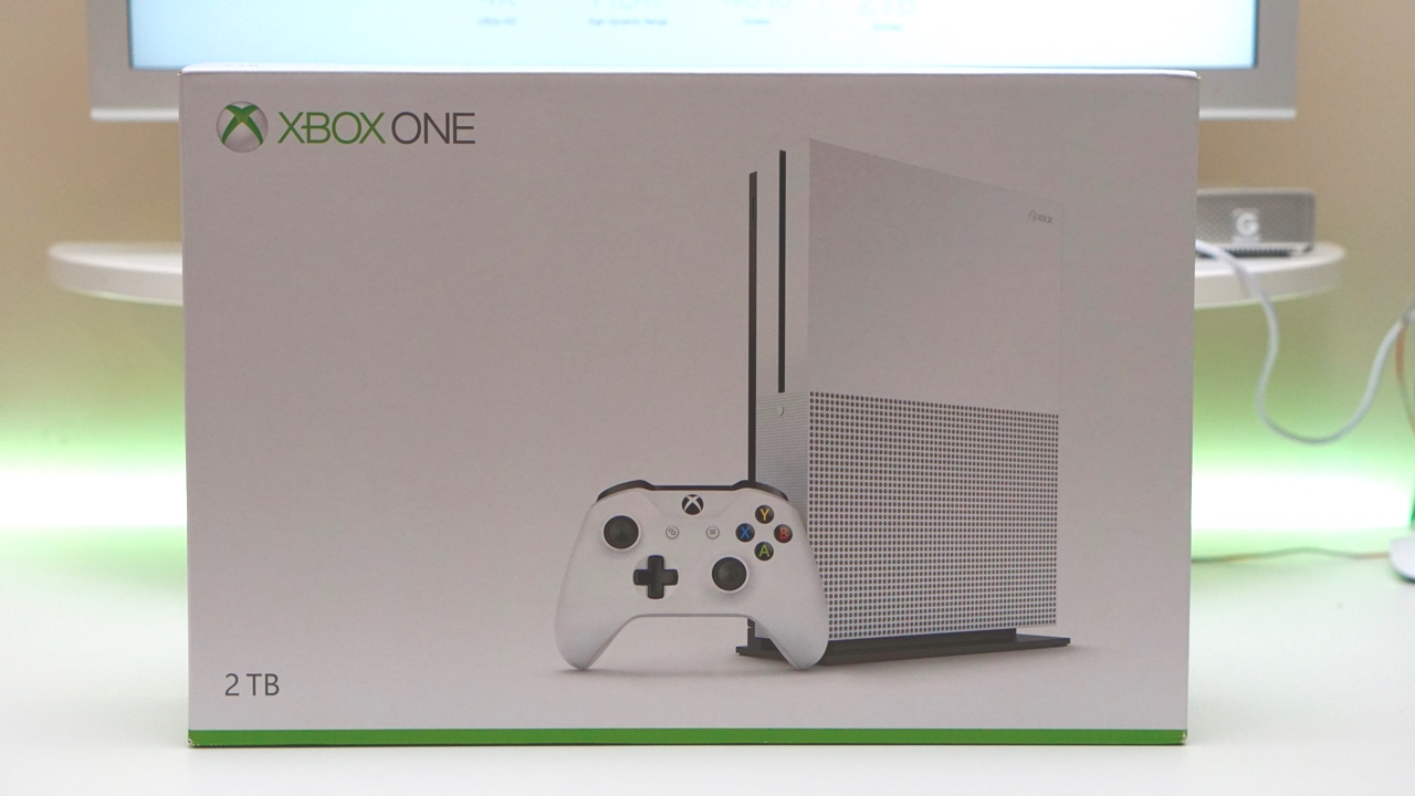 Xbox One S – Unboxing and First Look