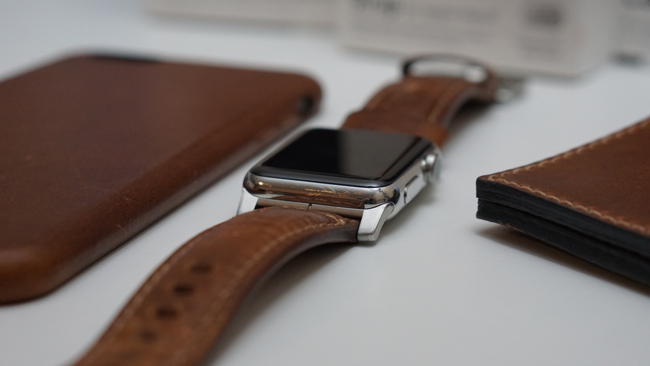 iPhone and Apple Watch Accessories by NOMAD