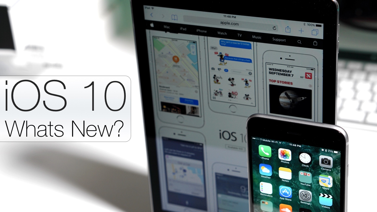 iOS 10 Comprehensive Review