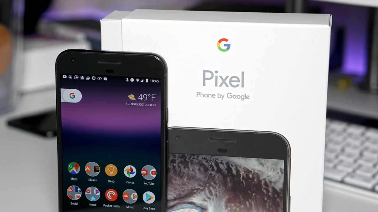 Pixel XL – Unboxing, Transfer, and Setup