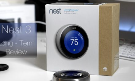 Nest Thermostat  – 6 months later